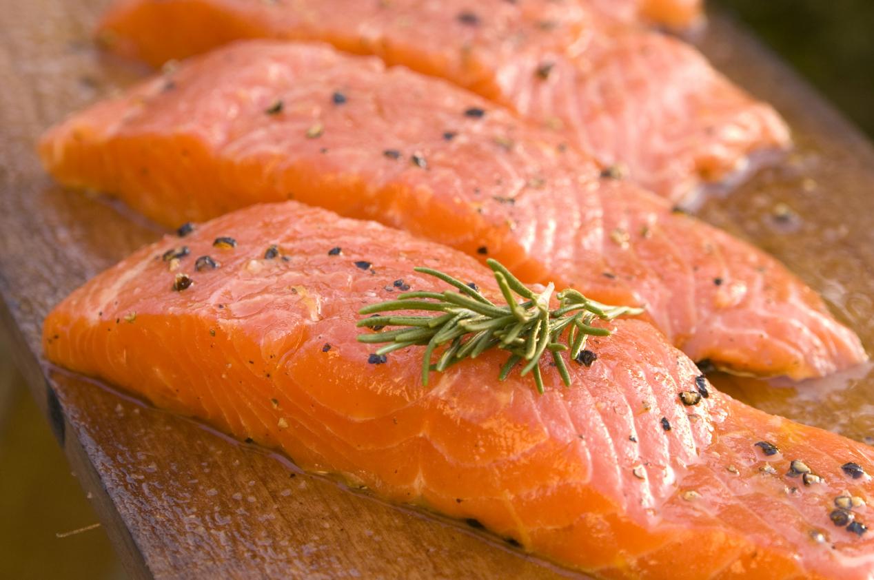 Как приготовить с красной рыбы в духовке