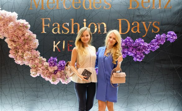 Mercedes-Benz Kiev Fashion Days: Гости 2-го дня
