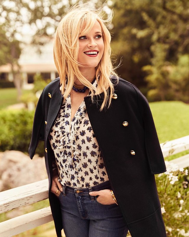 Фото: @Reesewitherspoon