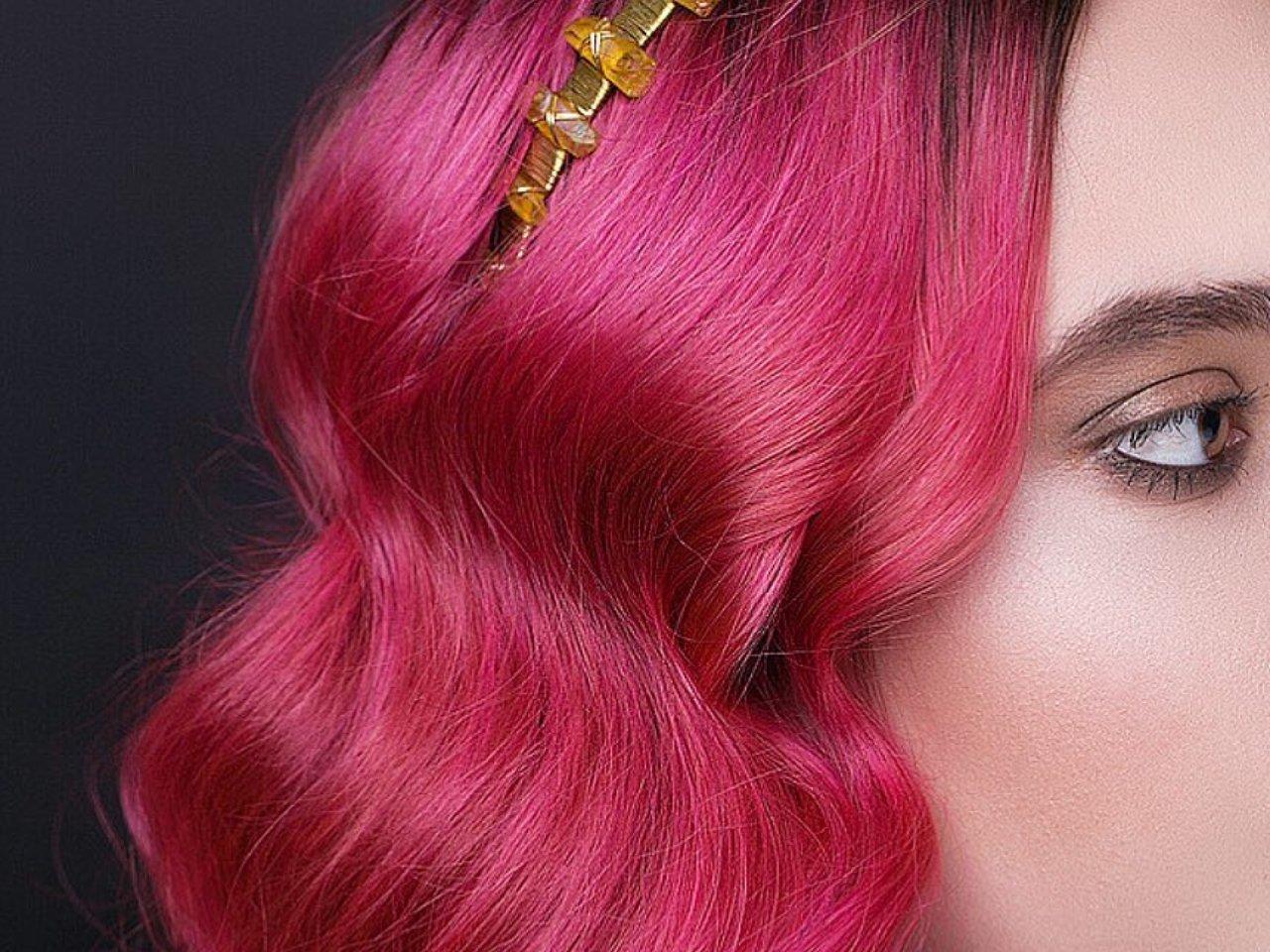 Розоватый цвет это