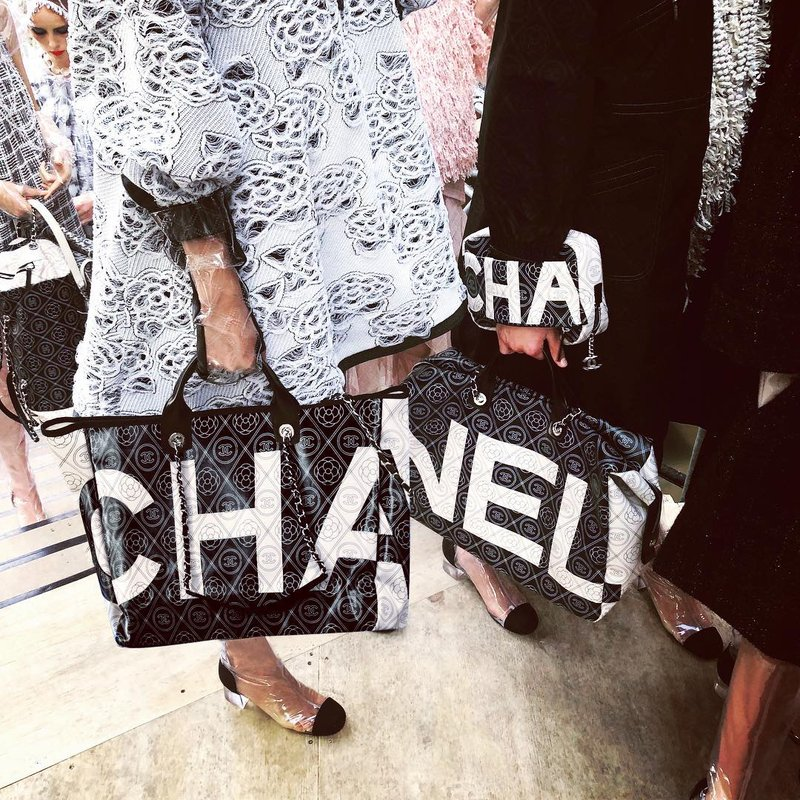 Фото:@Chanelofficial