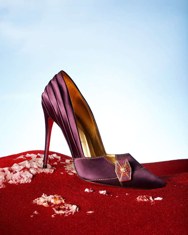 Фото: @Louboutinworld