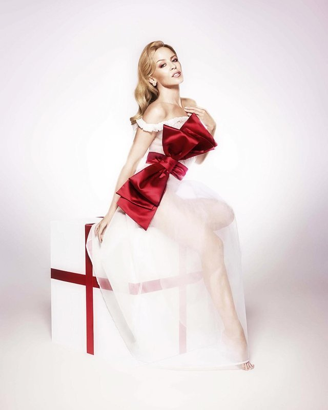 Фото:@Kylieminogue